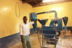 Maize Mill Micro Enterprise Success - Kenya