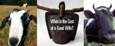 Let's Talk Dowry – WhiteAfrican