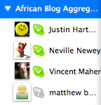 African Blog Aggregator Roundtable