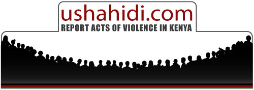 Ushahidi.com - A Tool to for Witnesses of violence in Kenya