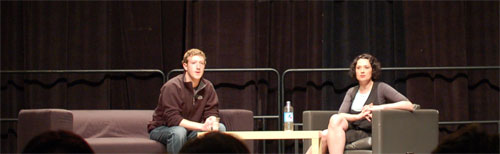 The Mark Zuckerberg and Sarah Lacy Interview at SXSW