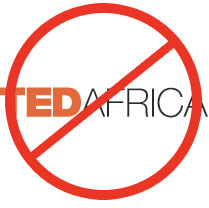 TED Africa canceled for 2008