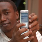 Steve Mutinda and his mobile app LiveQuotes