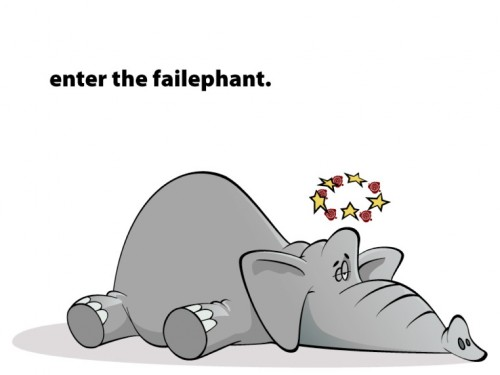 The Ushahidi Failephant